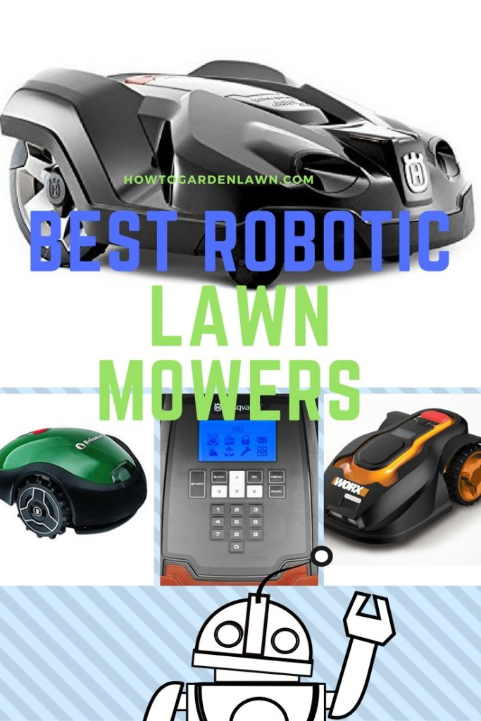 Best robotic lawn mowers - Top 5 rankings based on user ratings